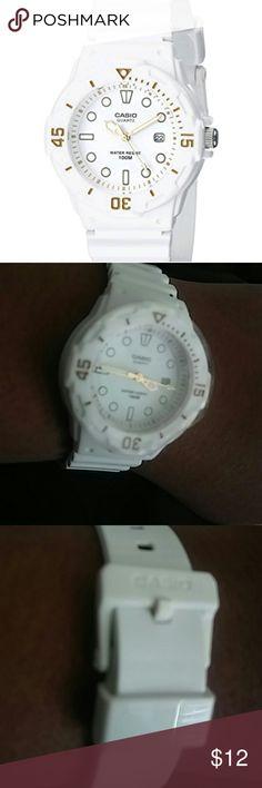 😍Casio Watch😍 Cute Casio watch model # LRW-200H😍 Casio Accessories Watches