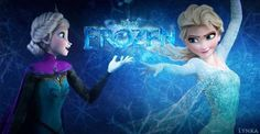 The past is in the past Elsa Frozen, Disney Frozen, Frozen Photos, Queen Elsa, Snow Queen, Disney Art, Cool Pictures, Disney Characters, Fictional Characters