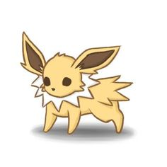 #135 Jolteon by ColbyJackRabbit