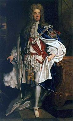 John Churchill, First Duke of Marlborough, Commander in Chief of the  British and Imperial Army that defeated the French army at the Battle of Blenheim.