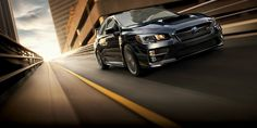 2015 Subaru WRX STI uses 5 extreme measures to keep you safe