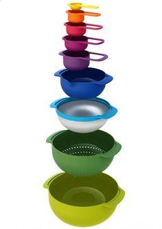 rv storage ideas | RV Cooking Utensil Kitchen Idea: Nest 5-Piece Utensil Set