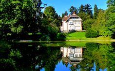 Villa im Gail'schen Park in Biebertal