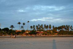 a praia de jericoacoara