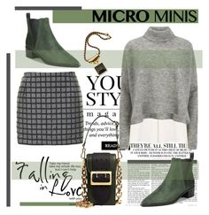 """""""Micro Mini Skirts"""" by spenderellastyle ❤ liked on Polyvore featuring Pussycat, Vanity Fair, Derek Lam, Designers Remix, Topshop, Acne Studios, Alexander McQueen, Burberry and microminis"""