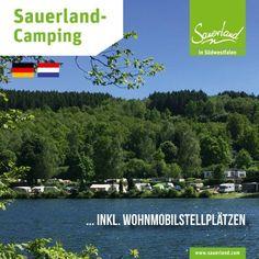 Kamperen | Sauerland NL Camping, Caravan, Caravan Van, Campsite, Outdoor Camping, Tent Camping, Rv Camping, Camper Trailers