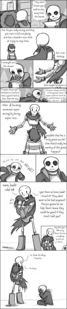See a lot of Sans having nightmares, why not get Papyrus in on that action. With a brother with only 1 hp, you'd figure he'd have his share of worried dreams. Add in vague memories of o...