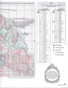 Solo Patrones Punto Cruz (pág. 21)   Aprender manualidades es facilisimo.com
