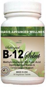 B-12 Select - capsules bottle