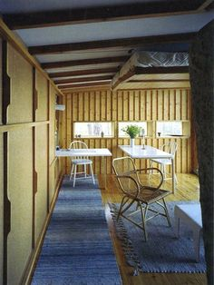 the box 215 sq ft tiny cabin by ralph erskine 002   The Box: A 215 Sq. Ft. Tiny Cabin for Four