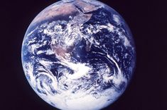 The Blue Marble is an image of Earth taken on December from a distance of about kilometers from the planet's surface. It was taken by the crew of the Apollo 17 spacecraft on its way to the Moon, and is one of the most reproduced images in history. Environmental Education, Art Education, Education Quotes, Earth Day History, Outer Core, Green Marketing, Earth Layers, Pale Blue Dot, Seasons Of The Year