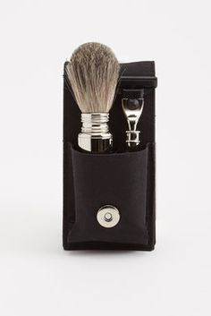 Travel Shaving Set - Bey-Berk - Grooming : Thrillist