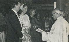 Boda del Duque de Segorbe y la princesa Maria da Gloria del Brasil