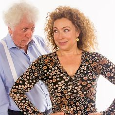 River Song will team up with Tom Baker's Fourth Doctor for new Doctor Who adventures. Radio Times article.