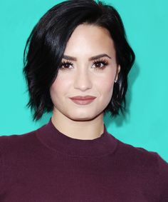 Demi Lovato Lovatics NYC Makeup Collection | Demi Lovato is launching a makeup collection with New York Color. #refinery29 http://www.refinery29.com/2016/01/100942/demi-lovato-nyc-makeup-collection