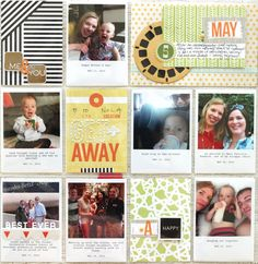 Created by design team member Meghann Andrew with our This Life Noted kit