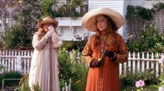 Stockard Channing & Dianne Wiest in Practical Magic