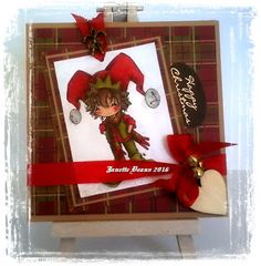 Janette at....Boscraftyplace...: CraftyCatz challenge #342.... All Tied Up, Jingle All The Way, Christmas Makes, Told You So, About Me Blog, Challenges, Gift Wrapping, Crafty, Gift Wrapping Paper