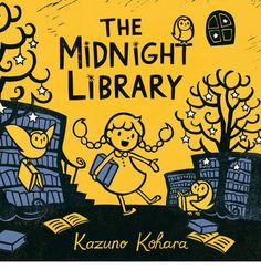Once there was a library which opened only at night ...