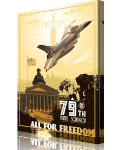 Share Squadron Posters for a 10% off coupon! Shaw AFB 79th Fighter Squadron #http://www.pinterest.com/squadronposters/