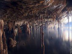 Epuran Cave - Mehedinti Mountains - Romania