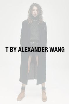 Women Fall/Winter 16 17 Lookbook | Alexander Wang Official Site