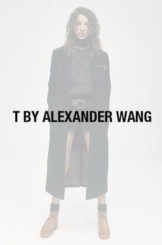 Women Fall/Winter 16 17 Lookbook | Alexander Wang Official Site