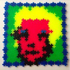 Køb Plus Plus MINI - 1200 stk i pose - Neon farver - 2 cm. online - Plus Plus Construction For Kids, Neon, Timeline Photos, Flag, Poses, Facebook, Painting, Inspiration, Kunst