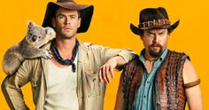 New Dundee Trailer Introduces Chris Hemsworth as an Aussie Tour Guide -- Chris Hemsworth has officially joined the cast of Crocodile Dundee 4 alongside Danny McBride. -- http://movieweb.com/crocodile-dundee-4-teaser-trailer-chris-hemsworth/