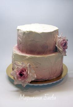 торт с швейцарской меренгой