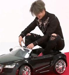 Daesung on Weekly Idol