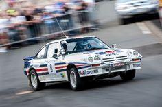 1983 Opel Manta 400 Group B