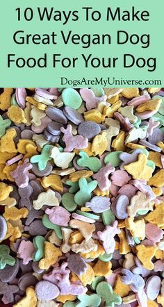 You can select in between cooked pet dog food or raw canine food. Each has its own benefits. But what matters more is the quality of ingredients you'll be putting in them. Vegan Dog Food, Vegetarian Dog Food Recipe, Homemade Dog Cookies, Homemade Dog Food, Diy Dog Treats, Healthy Dog Treats, Dog Biscuit Recipes, Dog Food Recipes, Easy Dog Treat Recipes