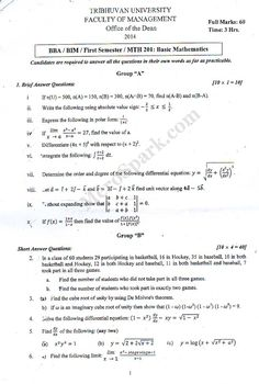 bba business law question paper