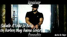 Revolver cannabis noche de poker 2018