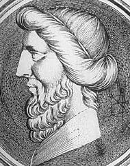 Arquitas de Tarento (em grego antigo: Ἀρχύτας ο Ταραντίνος; 428 a.C. — 347 a.C.) foi um filósofo, cientista, estratega, estadista, matemático e astrônomo grego, considerado o mais ilustre dos matemáticos pitagóricos. Acredita-se ter sido discípulo de Filolau de Crotona e foi amigo de Platão. Fundou a mecânica matemática e influenciou Euclides. Foi o primeiro a usar o cubo em geometria e a restringir as matemáticas às disciplinas técnicas como a geometria, aritmética, astronomia e acústica.