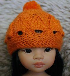 Tuto bonnet pour poupée Paola-Reina ou Chérie ou Poupée Minouche...