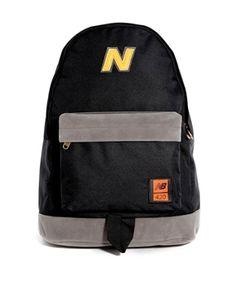 New Balance Mellow Backpack in Black