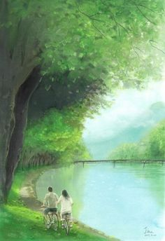 Pop Art Wallpaper, Cute Girl Wallpaper, Watercolor Wallpaper, Anime Couples Drawings, Couple Drawings, Art Drawings, New Background Images, Cute Couple Art, Illusion Art