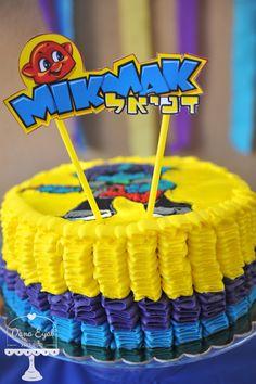 mik-mak ruffle cake