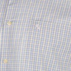 Carson Subtle Small Check Short Sleeve Shirt by Carson