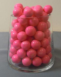 Gumballs - Pink Lemonade - Bulk Candy Store