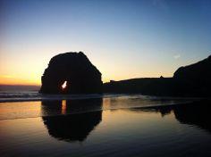 Nun's Beach, Ballybunion, County Kerry, Ireland. Love Ireland, Ireland Travel, Ireland Homes, Connemara, Seaside Towns, British Isles, Sunlight, Celtic, Mothers