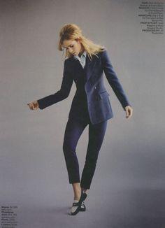 Suki Waterhouse April 2015 Suki Waterhouse, Lucky Magazine, Blazer, Jackets, Women, Style, Fashion, Down Jackets, Swag