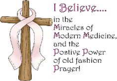 October is Breast Cancer Awareness! Lets salute the ones who have been healed and set free.  In the Name of JESUS!