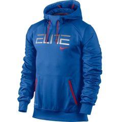 Nike Men's Elite Performance Fleece Hoodie