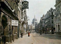 Fleet Street 1924