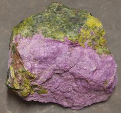 Purple Stichtite in Serpentine Dundas Tasmania Australia 5 pounds 5 ounces