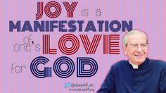"""""""Joy is a manifestation of one's love for God"""" - Álvaro del Portillo.  https://twitter.com/alvaro14_en"""