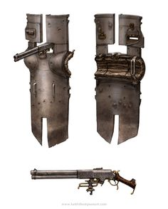Devices: Gunner Shield    by: Keith Thompson